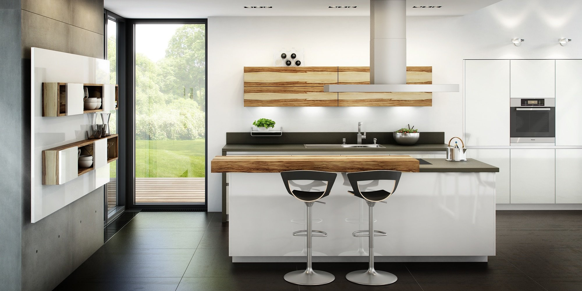 Gloss Kitchen Ideas