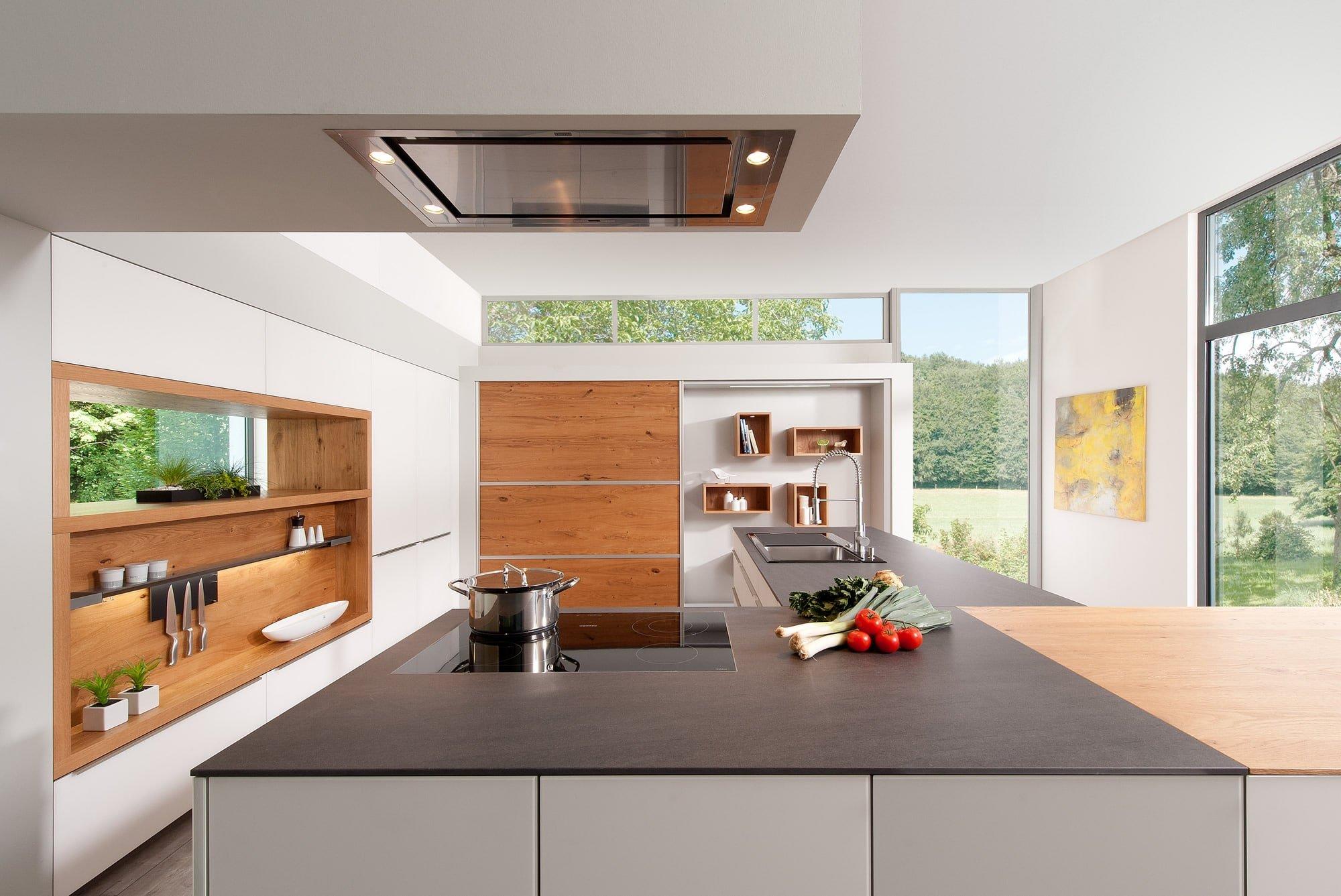 Matte CAD Design Kitchen