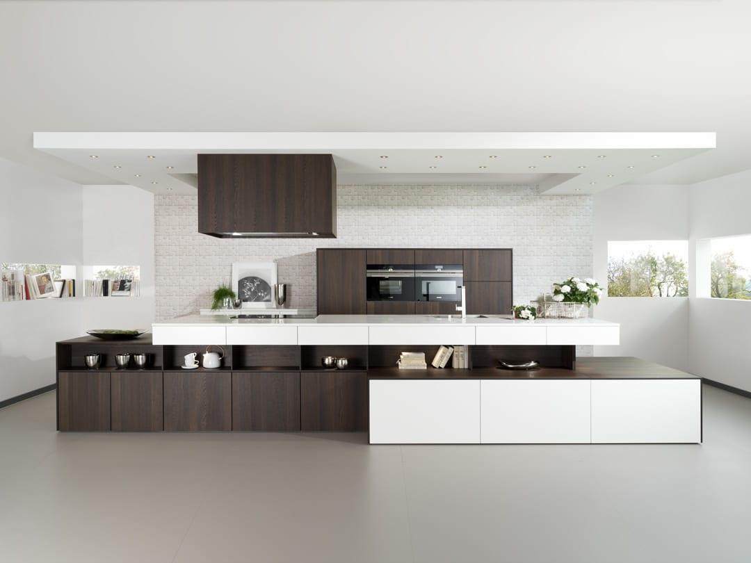 veneer kitchen showroom