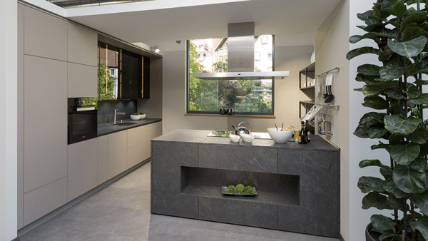 Stone Rempp Kitchen Design