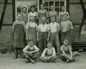 Rempp Factory Workers 1930's