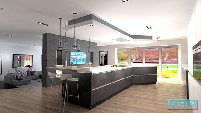 Kitchenality - Kitchen Specialists: Open-Plan Kitchens ...