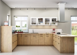 Kitchenality U Shaped Kitchen
