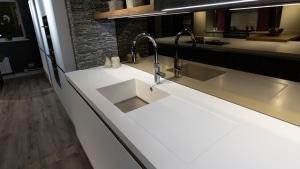 Rempp German Kitchen Corian Sink