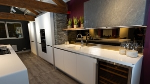 Double Galley Kitchen