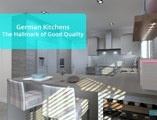 German Kitchens – The Hallmark of Good Quality