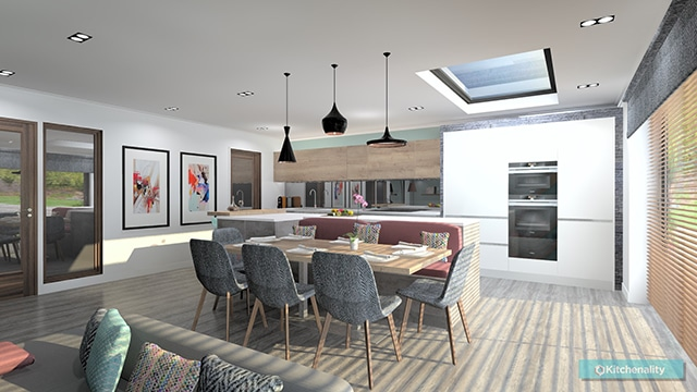 Cheshire Kitchen Showroom Consultation