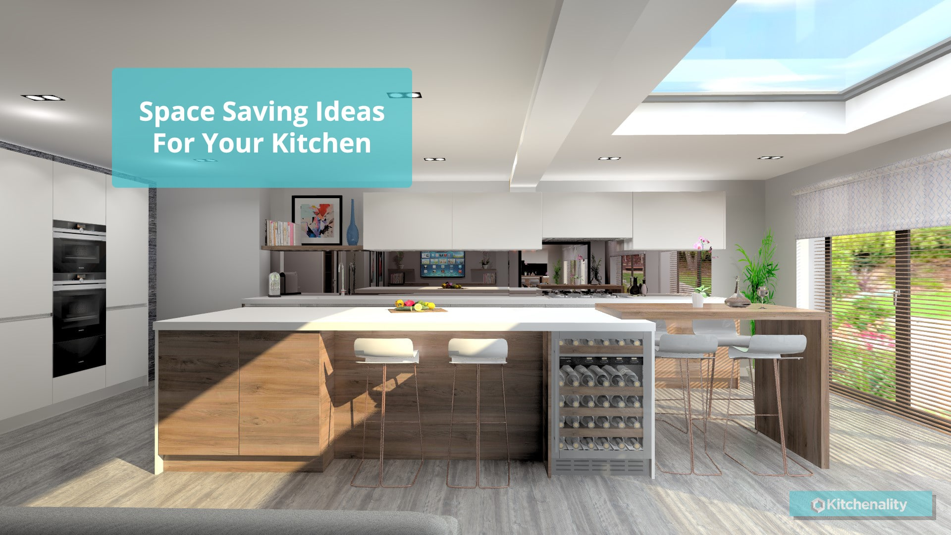 Space Saving Ideas For Your Maccesfield Kitchen Kitchenality