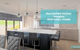Maccesfield Kitchen Colour Trends 2019
