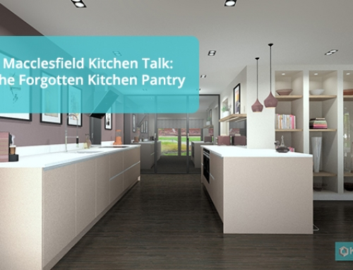 Macclesfield Kitchen Talk: The Forgotten Kitchen Pantry