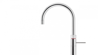 Quooker Stainless Steel Tap - Kitchenality