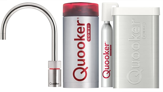 Quooker Tap - The Kitchen Must-Have