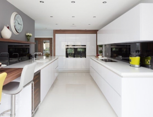 Minimalism and Window Dressing in Kitchens 2021
