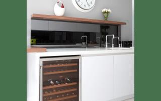 White Kitchen Worktops