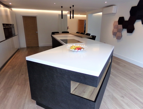 Perth and Stone Kitchen Fit Out