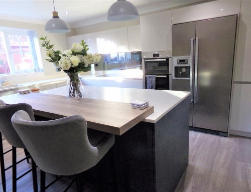 Kitchen Renovation Project Knutsford