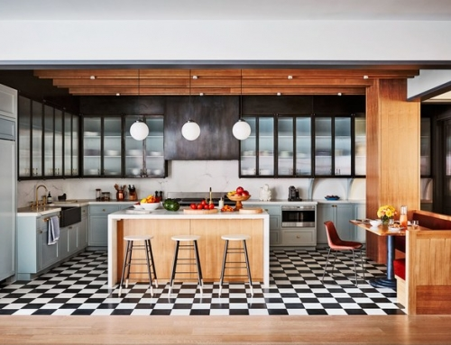 Design Secrets for a Large Kitchen
