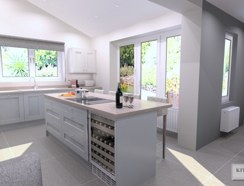 New Kitchen Project Tytherington Macclesfield