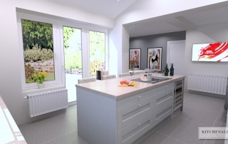 Kitchen Project Tytherington